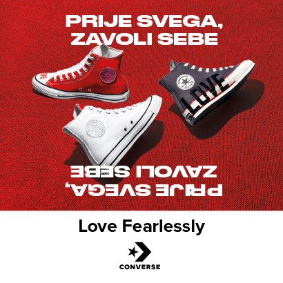 LOVE FEARLESSLY